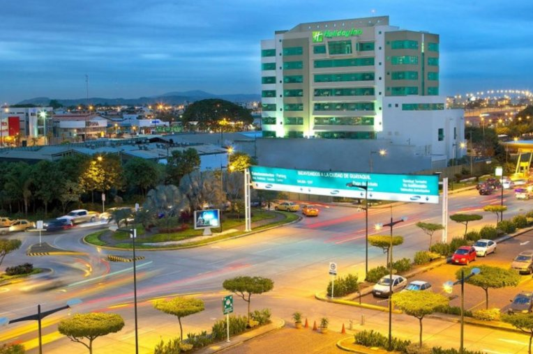 HOTEL HOLIDAY INN GUAYAQUIL